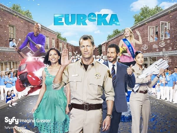 Eureka (Amazon Prime)