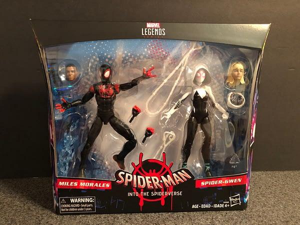 Marvel Legends Spider-Verse Two Pack 1