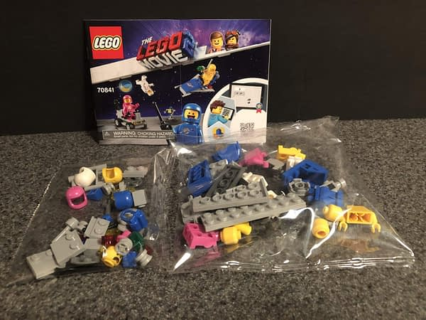 LEGO Movie 2 Benny's Space Squad 7