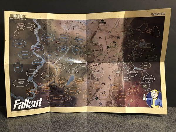 Toynk Fallout Nanoforce Sets 4