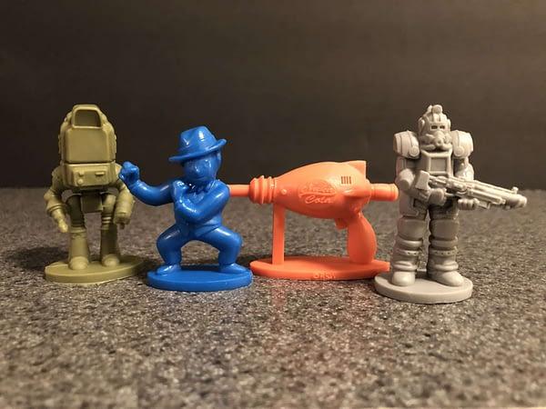Toynk Fallout Nanoforce Sets 12