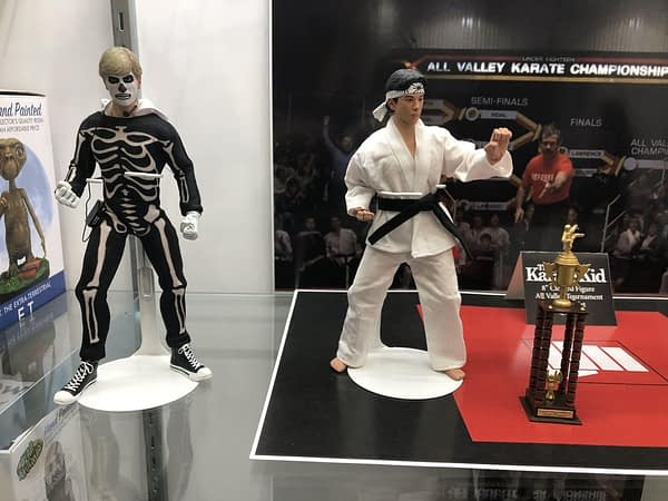 NECA New York Toy Fair 1