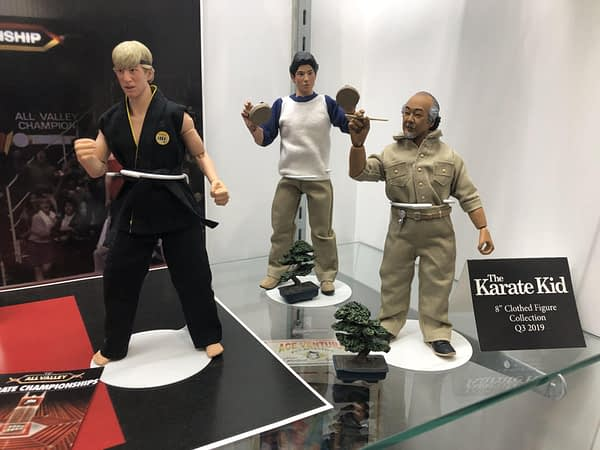 NECA New York Toy Fair 2