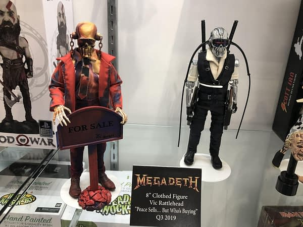 NECA New York Toy Fair 6