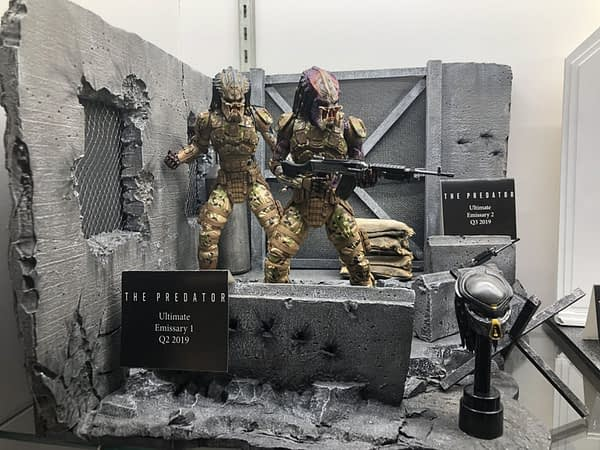 NECA New York Toy Fair 9