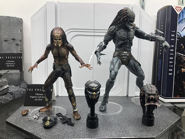 NECA New York Toy Fair 10