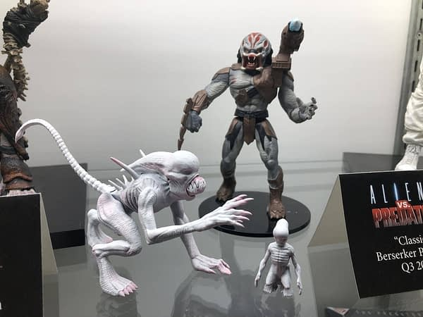NECA New York Toy Fair 12