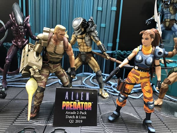 NECA New York Toy Fair 22