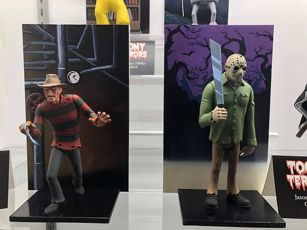 NECA New York Toy Fair 24
