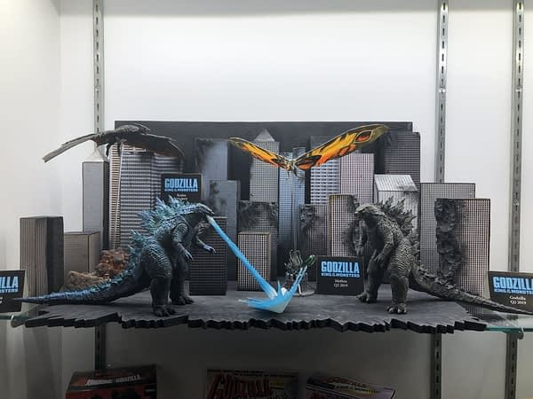 NECA New York Toy Fair 51