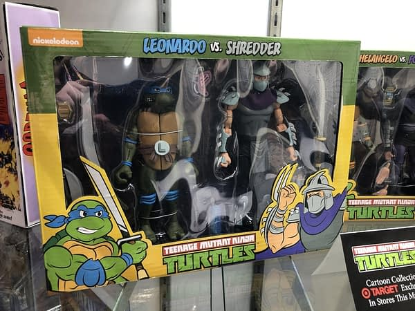 NECA New York Toy Fair 58