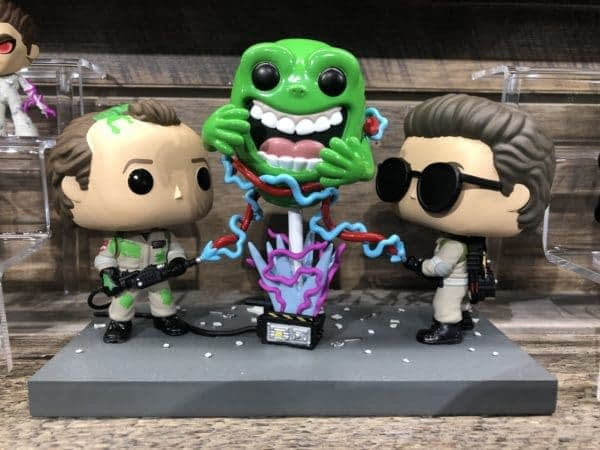 Toy Fair Funko Ghostbusters Movie Moment