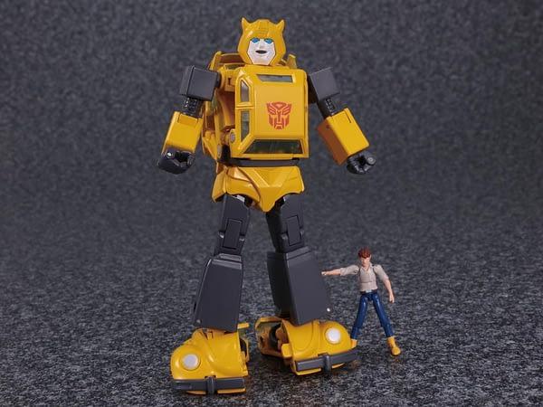 Transformers Masterpiece Bumblebee Version 2 3