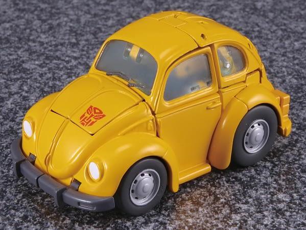 Transformers Masterpiece Bumblebee Version 2 5