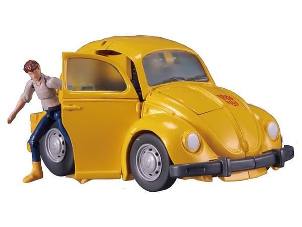 Transformers Masterpiece Bumblebee Version 2 6