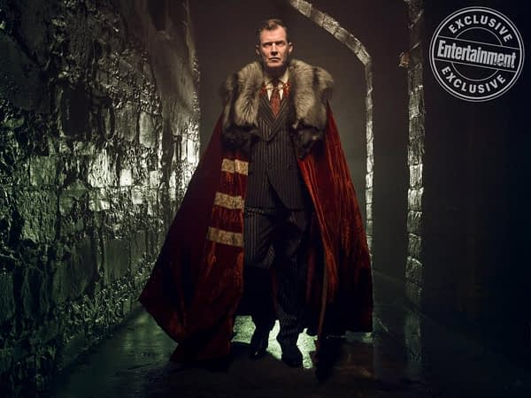New 'Pennyworth' Images Show 60's Side of 'Gotham' Prequel