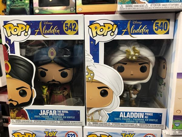 BC Toy Spotting: Funko Special! BTS, Endgame, Simpsons, Jaws, and So