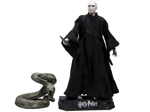 McFarlane Toys Reveals First Figures From Their New Harry Potter Line