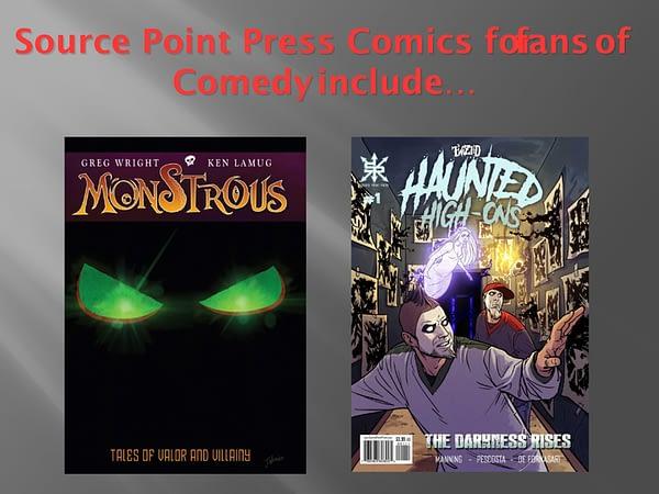 Dirk Manning's Source Point Press