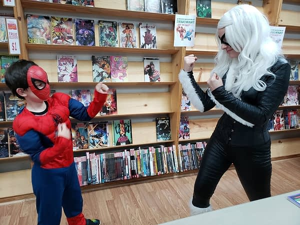Diamond Retailer Best Practices Awards: Summer 2019 - Best Free Comic Book Day Event