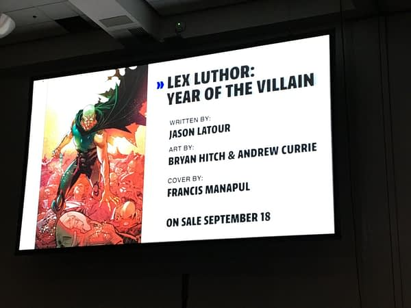 Crisis Confirmed? DC Year of the Villain is Leading to an Even Bigger DC Event in 2020