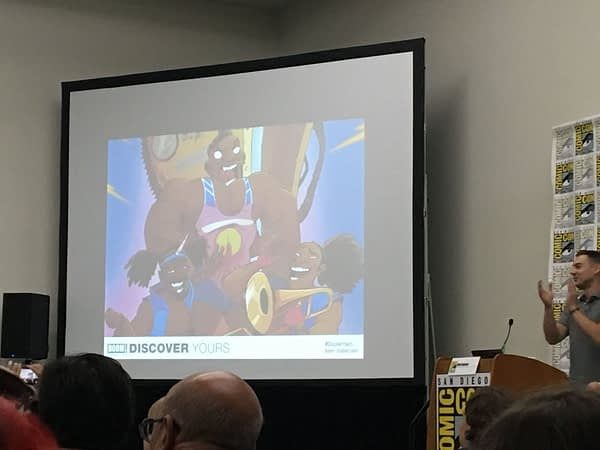 Kofi Kingston Reveals The New Day are Getting a Graphic Novel at SDCC