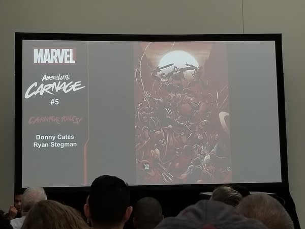 Red Goblin Returns in a Red Death One Shot From Marvel in October