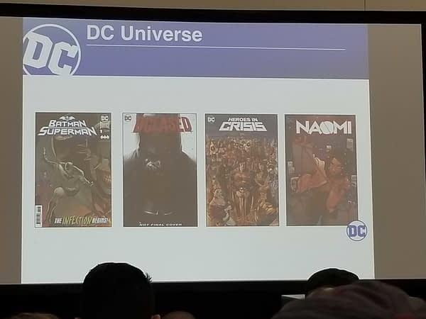 DC Labels