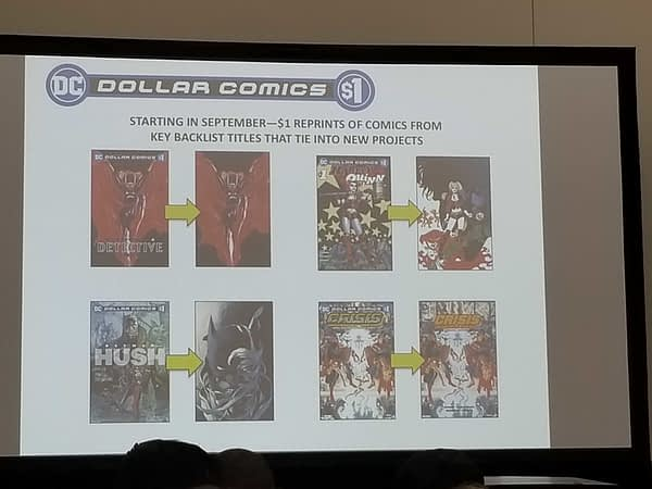 DC Goes All In on Reprints with 100-Page Giants, Dollar Comics, Facsimile Editions, Crisis Box Set