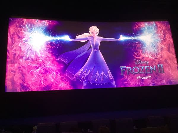 Does Frozen II Have a Post-Credit Scene? #Frozen2