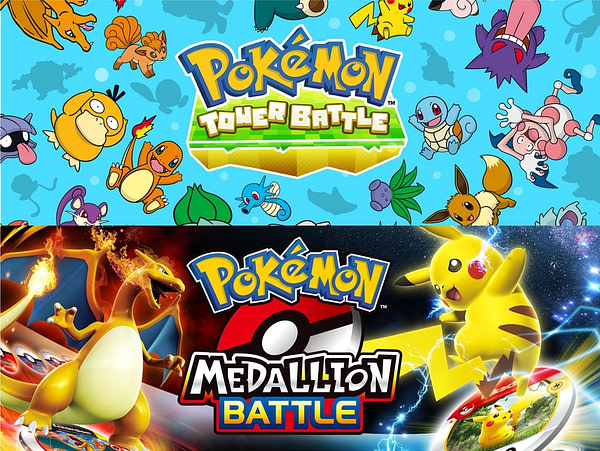 Two New Pokémon Games Arrive On Facebook Gaming