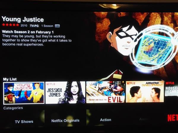 Bringing Back Young Justice On Netflix?