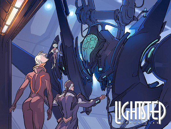 Lightstep Chronicles is ready for take off