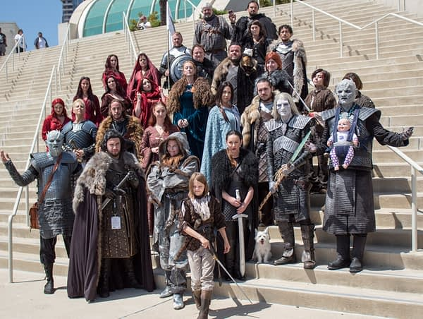 game of thrones sdcc 2018