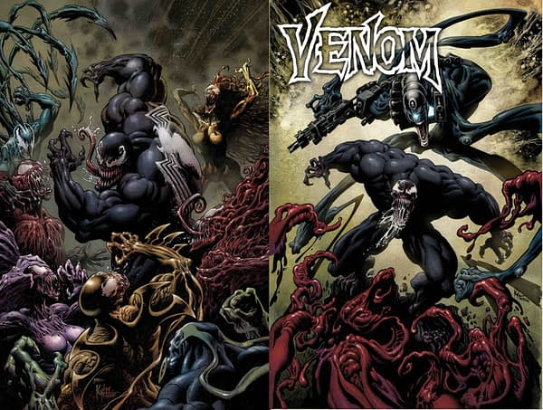 Donny Cates Announced New Character Debuts in Absolute Carnage/Venom Crossover Issues