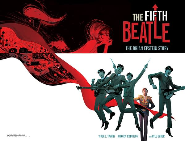 the-fifth-beatle-comic-cover