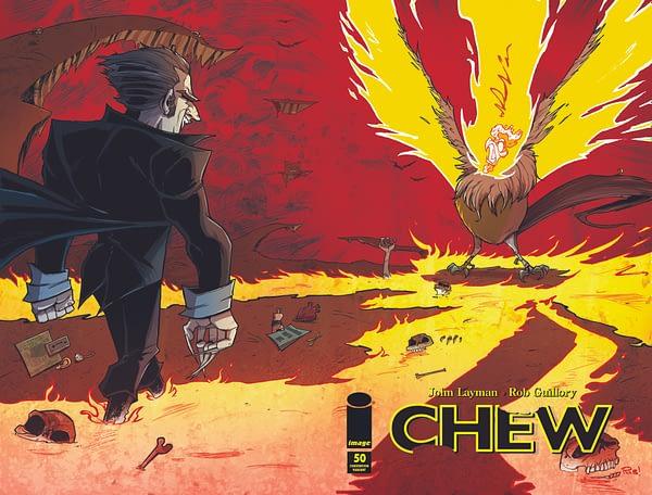 Chew 11 cover