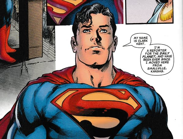 Secret Identity Superman