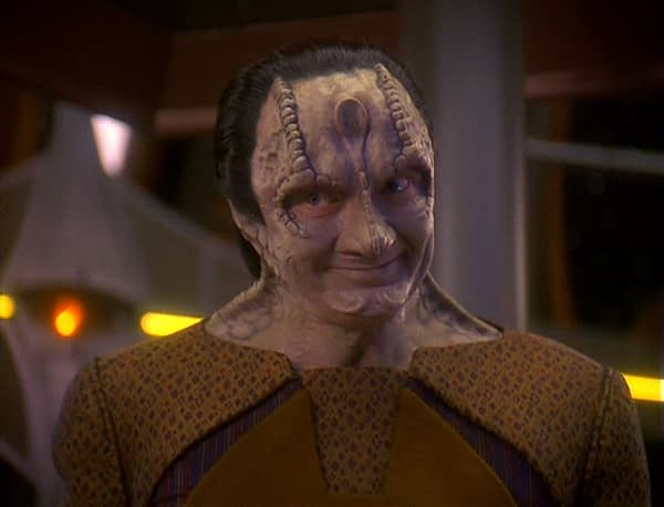 Andrew Robinson Chats 'Deep Space Nine', Garak, 'What We Left Behind' Documentary