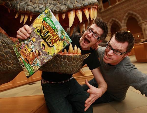 Bookfeast Dino_The Etherington Brothers