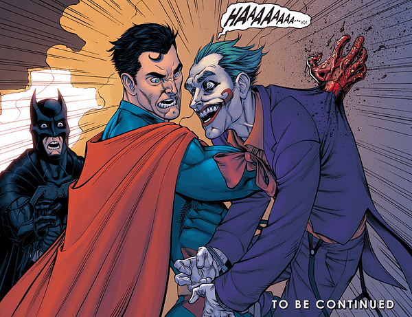 Today, Tom Taylor Brings Two Of His Previous Series into DCeased #6 Finale (Spoilers)