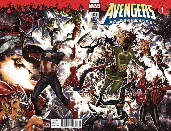 Marvel Promises Lenticulars Will Be Main Covers, No Tiers Required