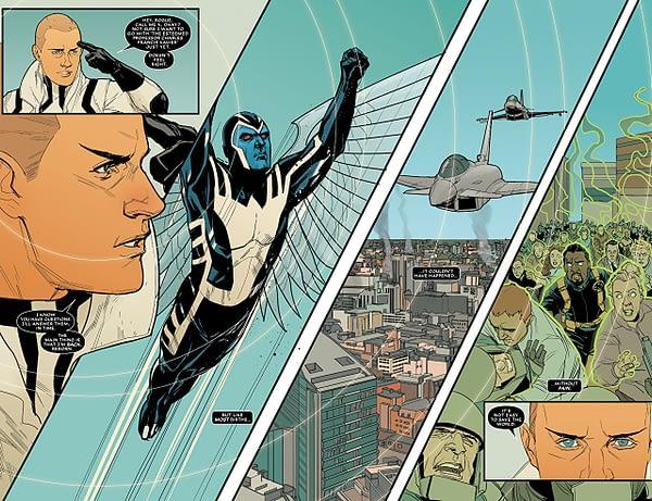 Astonishing X-Men #7 art by Phil Noto