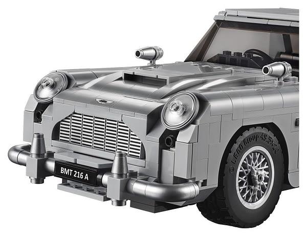 LEGO Creator James Bond Aston Martin 7
