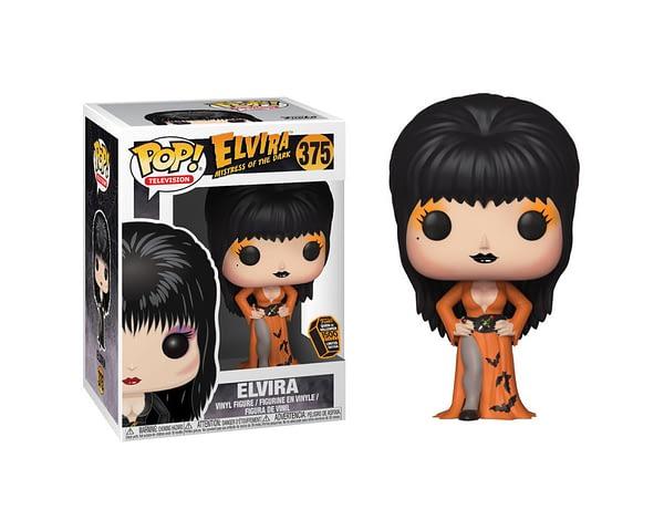 Funko Elvira Con Exclusive