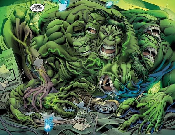 How Many Hulks Do You Want in Immortal Hulk #17?