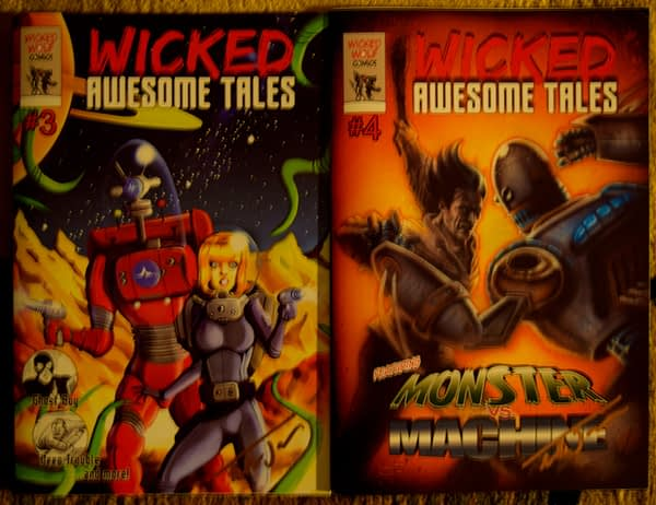15 Wicked Awesome Tales