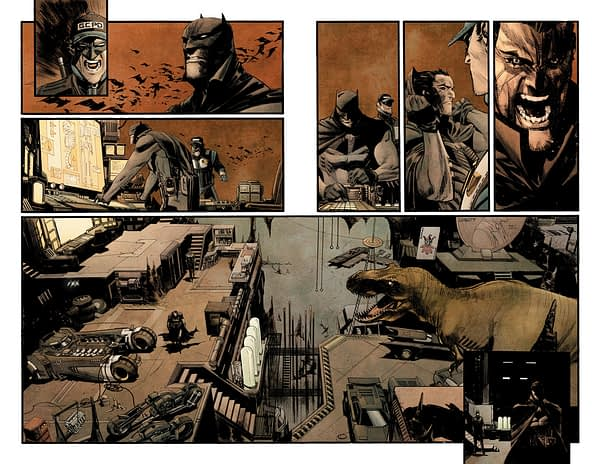 DC Sets Sean Murphy's Batman: White Knight Sequel for July