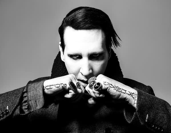 Marilyn Manson Just Released a Cover of 'Cry Little Sister'