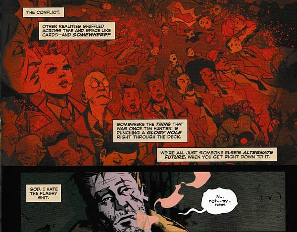 Now John Constantine Deals With Continuity in Sandman Presents: Hellblazer